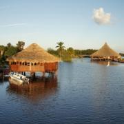 Гуама – речной курорт